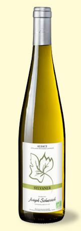 约瑟夫·沙士西万尼干白葡萄酒(Domaine Joseph Scharsch Sylvaner,Alsace,France)