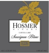 霍斯默长相思干白葡萄酒(Hosmer Winery Sauvignon Blanc,Cayuga Lake,USA)
