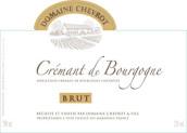 雪弗莱父子酒庄干型起泡酒(Domaine Chevrot et Fils Cremant de Bourgogne Brut,Burgundy,...)