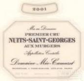 凯慕思奥克斯木格斯一级园干红葡萄酒(Domaine Meo-Camuzet Nuits-Saint-Georges Aux Murgers Premier ...)