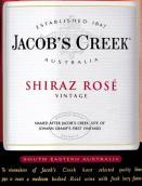 杰卡斯西拉桃红葡萄酒(Jacob's Creek Shiraz Rose, South Eastern Australia, Australia)