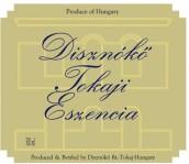 野猪岩爱真霞托卡伊贵腐甜白葡萄酒(Disznoko Tokaji Eszencia, Tokaj, Hungary)