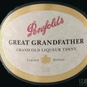 奔富曾祖父顶级陈年茶色波特风格加强酒(Penfolds Great Grandfather Grand Old Liqueur Tawny,South ...)