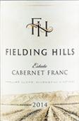 菲尔丁山酒庄品丽珠干红葡萄酒(Fielding Hills Winery Cabernet Franc,Wahluke Slope,USA)