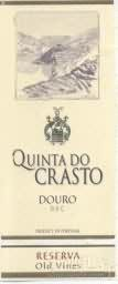 克拉斯托酒庄珍藏老酒干红葡萄酒(Quinta do Crasto Reserva Old Vines, Douro, Portugal)