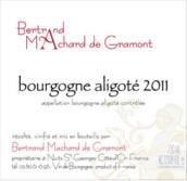 贝特朗勃艮第阿里高特干白葡萄酒(Bertrand Machard de Gramont Bourgogne Aligote,Burgundy,...)