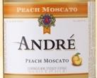 安德烈莫斯卡托桃红起泡酒(Andre Peach Moscato Sparkling,California,USA)