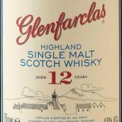 格兰花格12年苏格兰单一麦芽威士忌(Glenfarclas Aged 12 Years Highland Single Malt Scotch Whisky...)