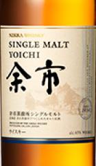 余市单一麦芽威士忌(Nikka Whisky Yoichi Single Malt,Japan)