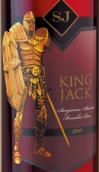 杰克王精选系列桑娇维塞-紫北塞桃红葡萄酒(King Jack Sangiovese-Alicante Bouschet Rose,Adelaide Hills,...)