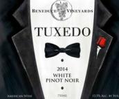 本尼迪斯无尾礼服黑皮诺桃红葡萄酒(Beneduce Vineyards Tuxedo, New Jersey, USA)