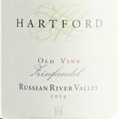 哈特福仙粉黛干红葡萄酒(Hartford Zinfandel,Russian River Valley,USA)