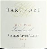 哈特福仙粉黛干红葡萄酒(Hartford Zinfandel, Russian River Valley, USA)