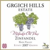 格吉弛黑尔纳帕谷仙粉黛红葡萄酒(Grgich Hills Napa Valley Zinfandel, California, USA)