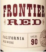帕克国境红葡萄酒(Fess Parker Frontier Red, California, USA)