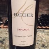 哈彻酒庄卡乐维斯仙粉黛干红葡萄酒(Hatcher Winery Calaveras Zinfandel,California,USA)