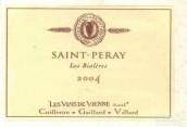 维也纳圣佩里比亚雷斯干红葡萄酒(Les Vins de Vienne Saint-Peray Les Bialeres, Rhone, France)