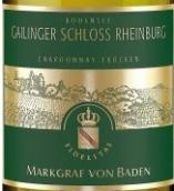 巴登侯爵给灵歌莱茵堡霞多丽干白葡萄酒(Weingut Markgraf von Baden Gailinger Schloss Rheinburg ...)