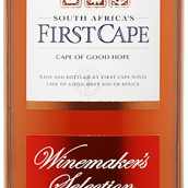 海角酿酒师精选桃红葡萄酒(First Cape Winemakers Selection Rose,South Africa)