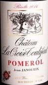 笃丽孚十字酒庄干红葡萄酒(Chateau La Croix-Toulifaut, Pomerol, France)