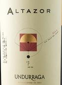 安杜拉加酒庄降落伞之旅红葡萄酒(Undurraga Altazor, Maipo Valley, Chile)