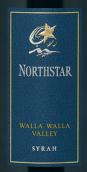 北极星酒庄西拉干红葡萄酒(Northstar Syrah,Walla Walla Valley,USA)