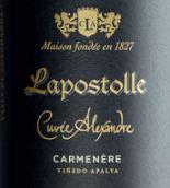 拉博丝特亚历山大系列佳美娜干红葡萄酒(Casa Lapostolle Cuvee Alexandre Carmenere, Apalta Valley, Chile)