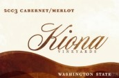 Kiona Vineyards Cabernet-Merlot,Washington,USA