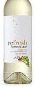 叶落新鲜莫斯卡托甜白葡萄酒(Turning Leaf Vineyards Refresh Moscato,California,USA)