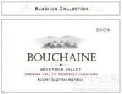 波尔金酒神巴克斯精选琼瑶浆红葡萄酒(Bouchaine Bacchus Collection Gewurztraminer, Anderson Valley, USA)