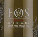 厄俄斯珍藏白葡萄酒(Eos Estate Reserve White Wine,Santa Ynez Valley,USA)