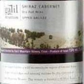 Galil Mountain Winery Shiraz-Cabernet,Galilee,Israel