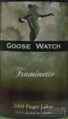 观鹅塔明内干白葡萄酒(Goose Watch Traminette, Finger Lakes, USA)