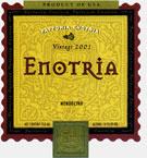 格拉齐亚诺伊诺莫斯卡托甜白葡萄酒(Graziano Enotria Moscato, Mendocino, USA)
