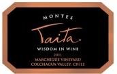 蒙特斯泰塔干红葡萄酒(Montes Taita,Colchagua Valley,Chile)