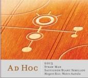 乔鲁比诺精选系列赛美蓉-长相思混酿干白葡萄酒(Larry Cherubino Ad Hoc Strawman Semillon-Sauvignon Blanc,...)