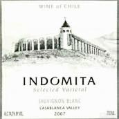 英道米塔精选品种长相思干白葡萄酒(Indomita Selected Varietal Sauvignon Blanc,Casablanca Valley...)