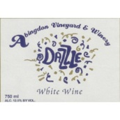 阿宾顿璀璨系列霞多丽甜白葡萄酒(Abingdon Dazzle Chardonnay,Virginia,USA)