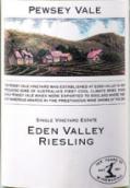 普西河谷酒庄雷司令干白葡萄酒(Pewsey Vale Riesling,Eden Valley,Australia)