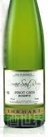 "圣雷米""艾哈""珍藏灰皮诺半干白葡萄酒(Domaine Saint Remy Ehrhart Pinot Gris Reserve,Alsace,France)"