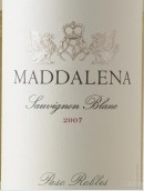 San Antonio Winery Maddalena Sauvignon Blanc,Paso Robles,USA