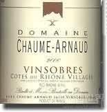 Domaine Chaume-Arnaud Cotes du Rhone,Rhone,France