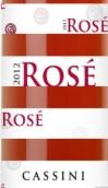 卡斯尼桃红葡萄酒(Cassini Rose,Osoyoos,Canada)