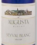 奥古斯塔白谢瓦尔半干白葡萄酒(Augusta Winery Seyval Blanc, Augusta, USA)