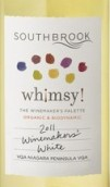 南溪奇想酿酒师干白葡萄酒(Southbrook Whimsy Winemakers' White,Niagara Peninsula,Canada)