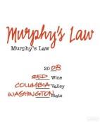 欧文墨菲定律干红葡萄酒(Owen Roe Murphy's Law Red,Columbia Valley,USA)