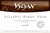 维利安黑皮诺干红葡萄酒(Vylyan Pinot Noir,Villany,Hungary)