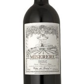 希拉纳酒庄弥赛亚干红葡萄酒(Costers del Siurana Miserere,Priorat DOCa,Spain)