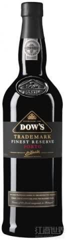 辛明顿家族道斯标志珍藏波特酒(Symington Family Dow's Trademark Finest Reserve Port, Douro, Portugal)