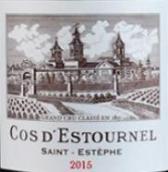 爱士图尔庄园红葡萄酒(Chateau Cos d'Estournel,Saint-Estephe,France)